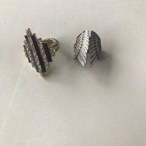 Bundle of 2 rings